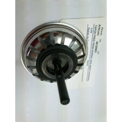 Tapon cestilla Trion inox
