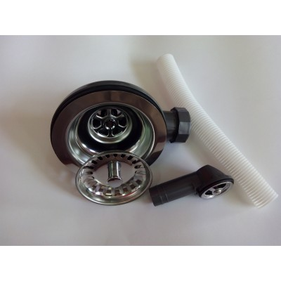 Valvula cestilla c/reb inox