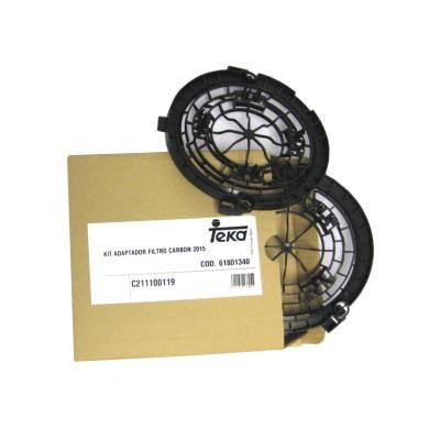 Adaptador de filtro carbon motor ecopowe