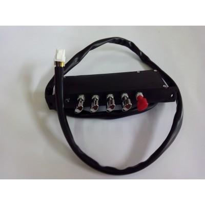 Circuito conmutador c-620 inox