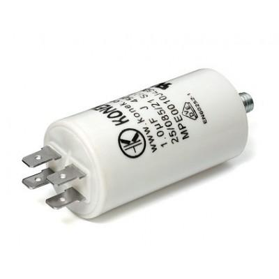 Condensador 6,3 mf 220 v dg1 vr01