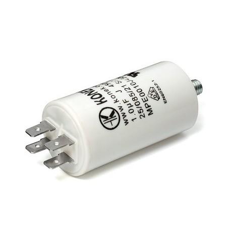 Condensador 6,3 mf teka