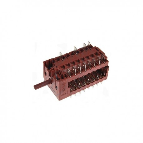 Conmutador hpe-635 (9 posiciones) horno teka pirolitico