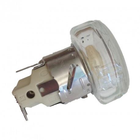Porta + lampara 25w 220v horno teka
