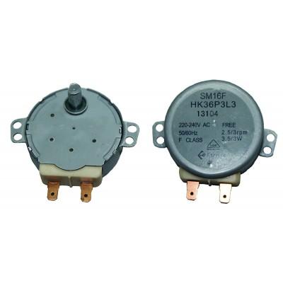 Motor giratorio bandeja mc-32 bis microondas teka