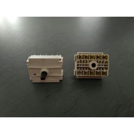 Conmutador 7 posicion c/leng.serie e/602 vitro Teka