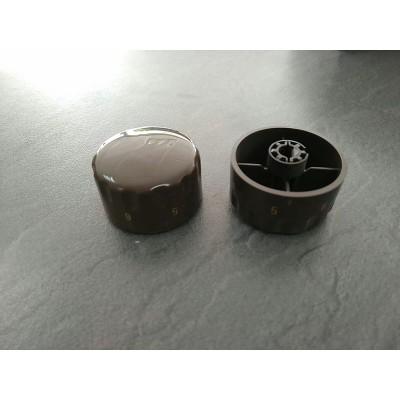 Mando 7p sm/ec electricas marron (sat)