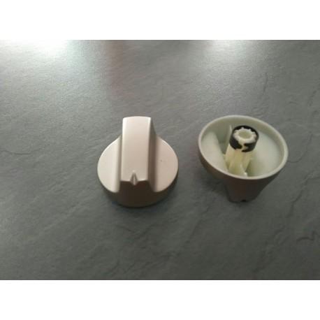 Mando gas TK03 metalizado cocina Teka