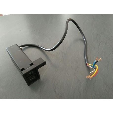Conj. Interruptores completo tl1-62 campana Teka