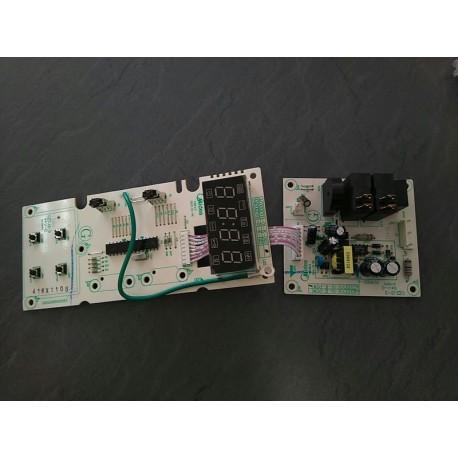 Electronica mwe 205 fi microondas Teka