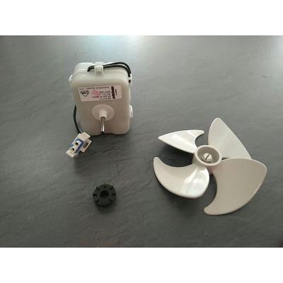 Ventilador evap. Ci-350 nf frigo Teka