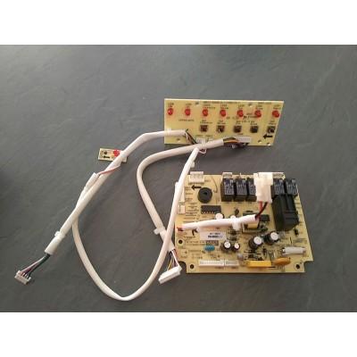 Conjunto placa control+placa leds lp7 810 lavavajillas Teka