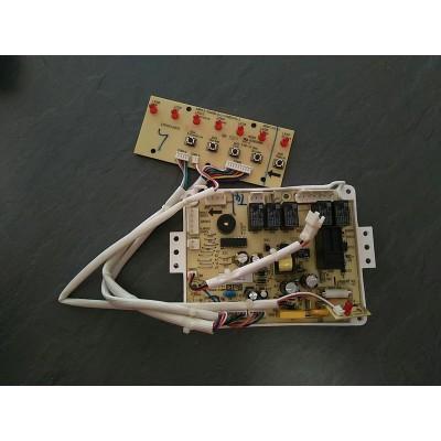 Conjunto placa control + placa leds lp7