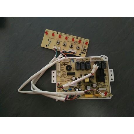 Conjunto placa control + placa leds lp7 811 lavavajillas Teka