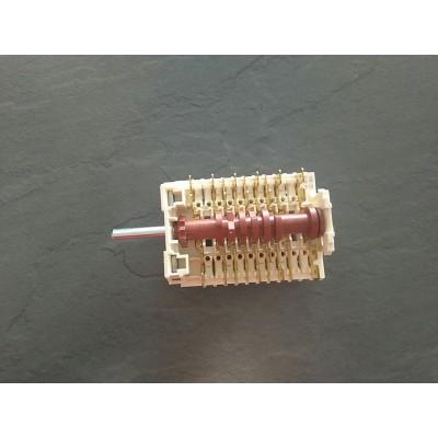 Conmutador 11p hl 840 inox e00 horno Teka