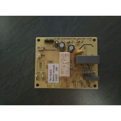 Termostato electronico hpl 840 inox e00