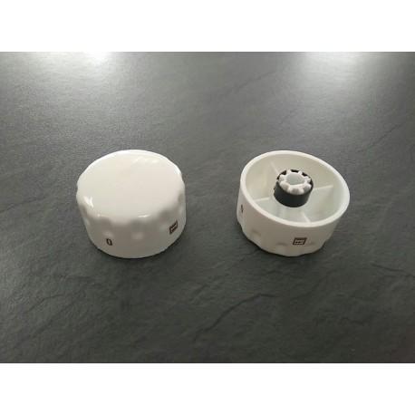Mando conmutador he-610 me blanco (5 pos) horno Teka